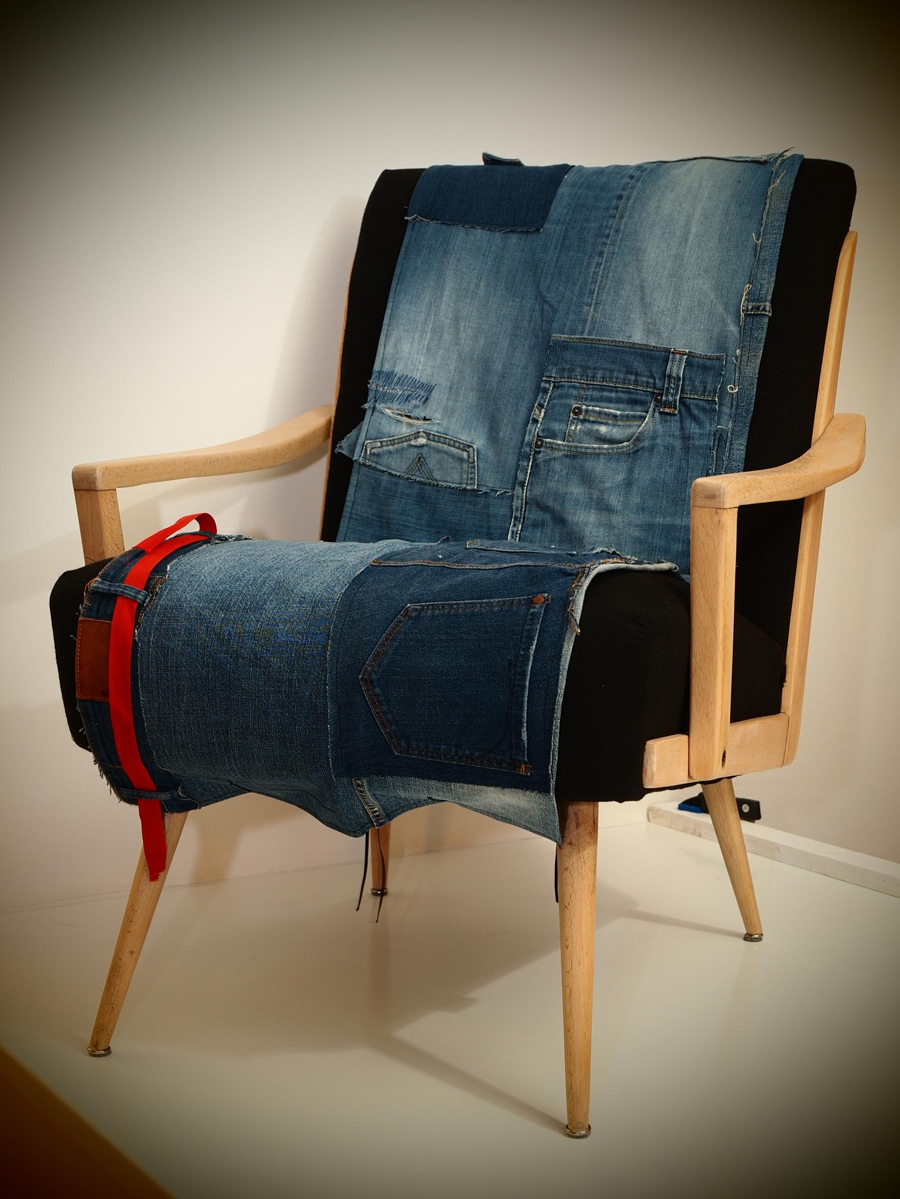 05 A_50 er Jahre 4 jahreszeiten Herbst Jeans